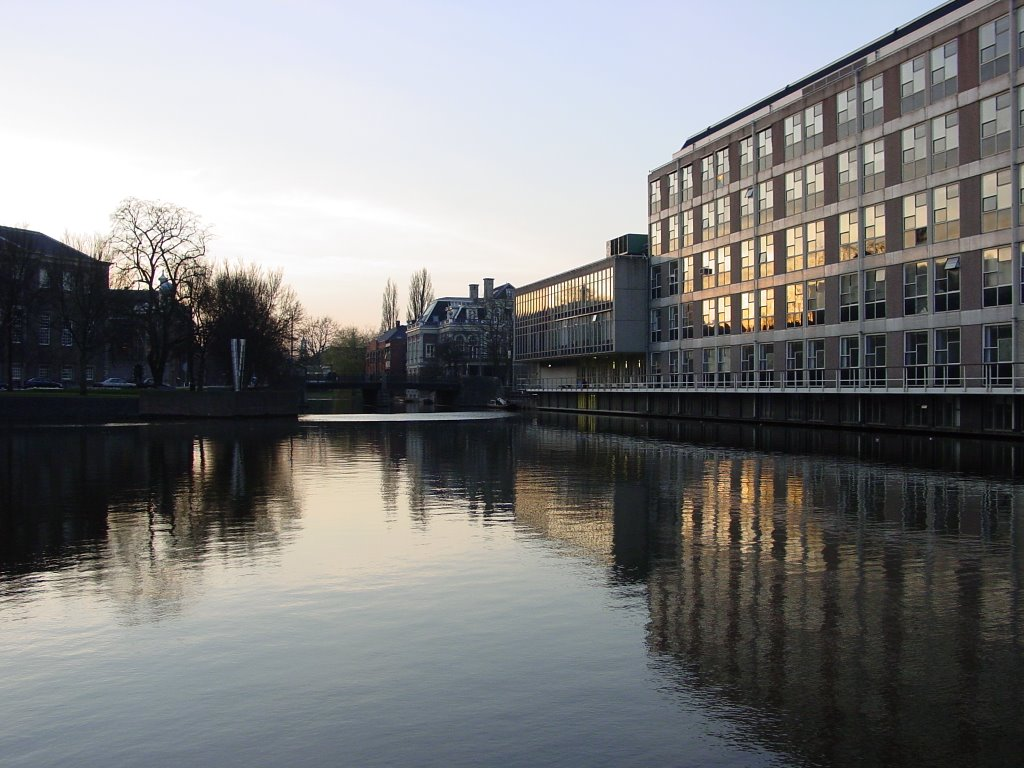 Υποτροφία για διδακτορικό στις πολιτικές επιστήμες στο Άμστερνταμ